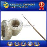 600V 400c 1.5mm2 2.0mm2 2.5mm2のガラス繊維によって絶縁される高温ケーブル