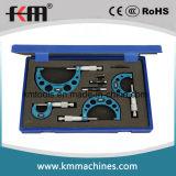 마이크로미터 이상으로 0-150mm x 0.01mm 4PCS