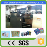Roulis automatique de GV alimentant le matériel carré de sac de papier