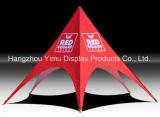 Nuance faite sur commande d'étoile de tente d'étoile de Red Bull d'impression à vendre