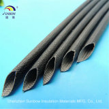 Fiberglas-elektrisches Isolierungs-Hülsen-Silikon-Gefäß-Kabel Sleeving