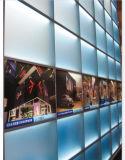 Caixa do sistema da parede da iluminação do diodo emissor de luz para o equipamento interno da expo do carrinho da exposição