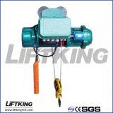 Étape d'élévateur à chaînes/élévateur électriques de câble métallique de Mitsubishi Electric