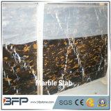 Натуральный камень M237 Portoro мрамор для вырез под цоколь и оформление рамы