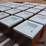 식당을%s 현대 Solid Surface Cabinet Basin