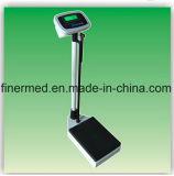 Medizinisches Vorwahlknopf-mechanisches Höhen-Gewicht-wiegende Schuppe