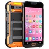 """smartphone de 5 """" 4G Lte, smartphone imperméable à l'eau, IP68 Smartphone raboteux normal"""