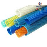 Mangueira flexível de Layflat da água do PVC para a irrigação do jardim e da exploração agrícola