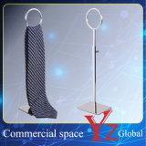 Tie Display Stand (YZ161519) Aço inoxidável Armazenamento Rack Tie Display Rack Tie Hanger Rack Belt Rack Acessório Rack Echarpe Rack