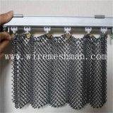 Cortina de suspensão do engranzamento de fio do aço inoxidável