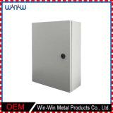 boîte de jonction électrique de mètre d'acier inoxydable en métal de 2X4 4X4