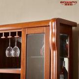 Governo di legno di mogano solido del vino di stile pratico (GSP9-053)