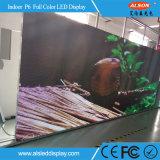 SMD 풀 컬러 P6 실내 임대료 LED 표시