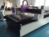 Foco no fabricante famoso chinês do cortador do laser, Hans GS