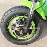 3-wiel de Elektrische Gember van de Autoped van het Voertuig van het Sightseeing van de Autoped 500W Zappy