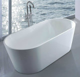 vasca da bagno moderna di ellisse di 1700mm (AT-LW116)