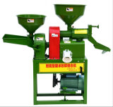 6nj40-F26は粉砕機が付いている米製造所機械/製粉の機械装置を完了する