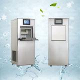 200kg Delux Edelstahl-Flocken-Schnee-Eis-Maschine für kaltes Getränk
