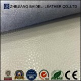 Cuoio sintetico del PVC impresso alta qualità Microfiber per la tappezzeria di Furnitre del sofà