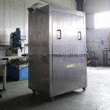 Machine pneumatique de nettoyeur d'écran d'acier inoxydable de qualité