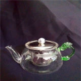 Het Keukengerei van het glas/Toestel/de Pot van Cookware/van de Thee
