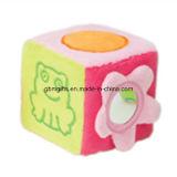 プラシ天のおもちゃのイルカ、さまざまなカラーで使用できる100%年のポリエステル詰物
