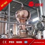 La distillerie de vodka à vendre alcool illégal préparent toujours l'éthanol