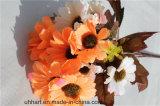 Haupttisch-Mittelstück-künstliche Gänseblümchen-Blumen für Dekoration