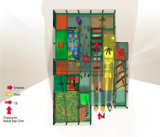 Parque de Diversões alegrar com temática de selva crianças playground coberto