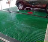 FRP 차 Washbays/자동차 쇼 패킹 지면