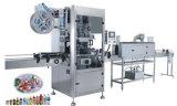 自動丸ビンの袖の熱い収縮の分類機械