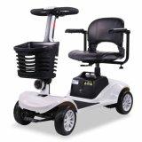 Il motorino elettrico di mobilità del triciclo della rotella del commercio all'ingrosso 3 della fabbrica per gli anziani può aggiungere Bluetooth con il prezzo basso
