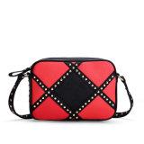 Mix Color Women Genuine Leather Shoulder Bags