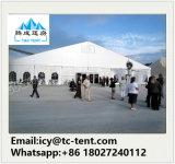 Grande barraca barata do famoso para um evento ao ar livre de 600 povos
