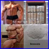 두껍거나 얇은 Benzocaine 분말 99.9% 순수성 Benzocaine