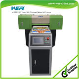 Stampante UV di alta qualità A2 Wer-ED4212 per stampa di vetro 3D