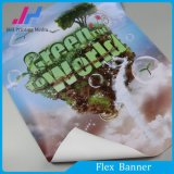 PVC Impresión Brillante Flex Banner Material