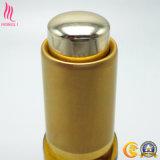 10ml 20ml 30ml 50ml 100ml Bernstein-wesentliches Öl-Glasflasche mit Aluminiumtropfenzähler-Gummischutzkappe für persönliche Sorgfalt