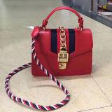 De nieuwe Levering voor doorverkoop van de Zakken van de Schouder van de Dames van de Handtas van de Zwerfster van de Hand van de Vrouwen van de Handtassen van de Ontwerper van het Leer van de Manier Pu in China Sy8352
