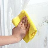 Toalla cómoda de Terry Microfiber del algodón de la limpieza