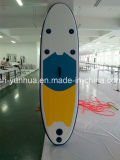 Panneau de vague déferlante comique du panneau de palette de /Inflatable de supp de palette de cours gonflable de planche de surfing/PVC/panneau de palette comique