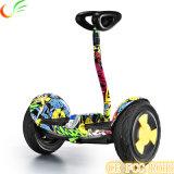 Ножное управление мини-10 дюйма 2 колеса на баланс для скутера