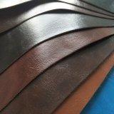 Cuir de chaussure synthétique durable de sac à main de meubles de PVC d'unité centrale de mode
