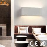 Inicio Decorativo arriba y abajo de aluminio LED lámpara de pared