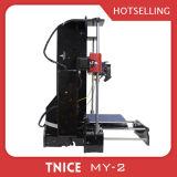 Macchina 2017 della stampante del nuovo modello My-2 3D di Tnice