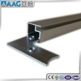 Profil en aluminium de matériau de construction pour le marché global