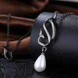 La nueva joyería pendiente del collar del repique de la manera del diseño y del agua del Zircon