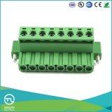 Ce d'UL de vis de carte (de 5.08) cables connecteur des TB Ma2.5/Hf5.0