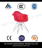 Hzpc143 отсутствие ноги стула оборудования поручня пластичной - серого цвета