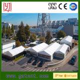 Для использования вне помещений Китая палатку в рамке дисплея используется для Кантонской Ярмарки 2017